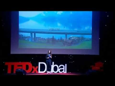 TEDxDubai 2011 | Helen Papagiannis | Augmented Reality and the power of imagination