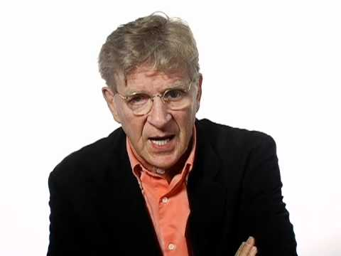 "Robert Thurman: ""It's the moral high ground which is our only hope."""