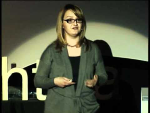 TEDxPrishtina - Nita Luci - The Exchange Value of National Culture