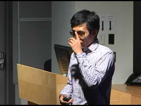 "TEDxScottsdaleSalon - Hu Duan (Tiger) - Technology to Prevent ""Contagion"""