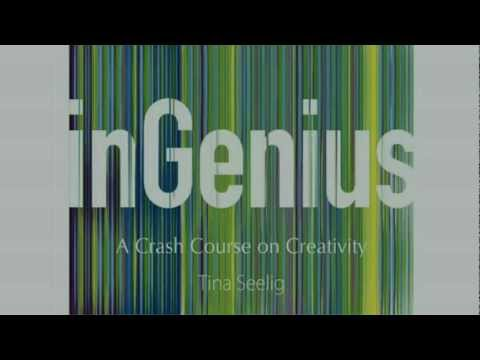 "Tina Seelig: ""InGenius"", Authors at Google"