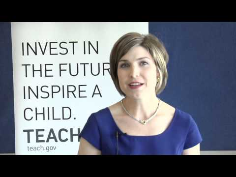 North Carolina Teacher of the Year Jennifer Facciolini Thanks Her Favorite Teachers