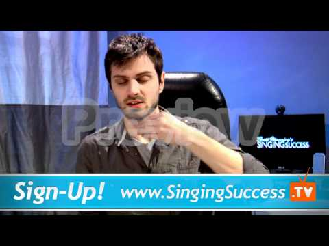 Singing Lessons - Breathing