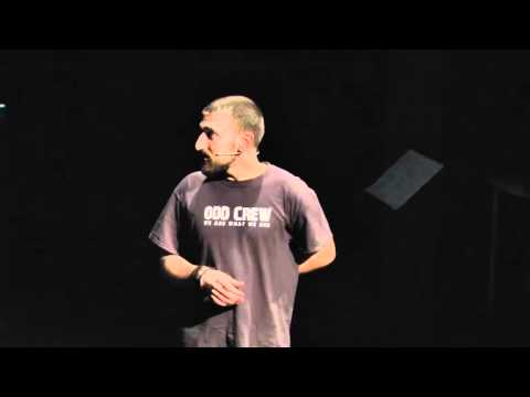 TEDxNBU - MarioPeshev - The balance of the Four