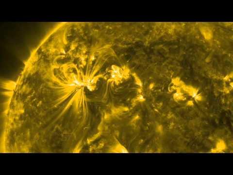 NASA | X5.4 Flare