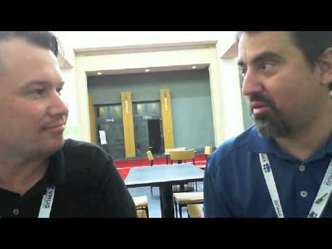vChat -- Episode 27 -- Live from the Charlotte VMware User Group