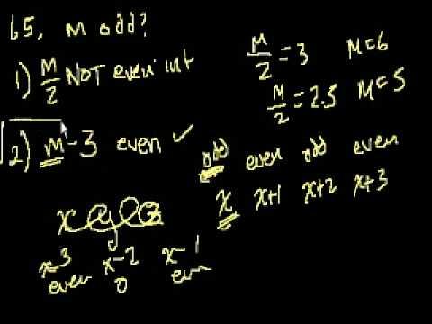 GMAT: Data Sufficiency 14