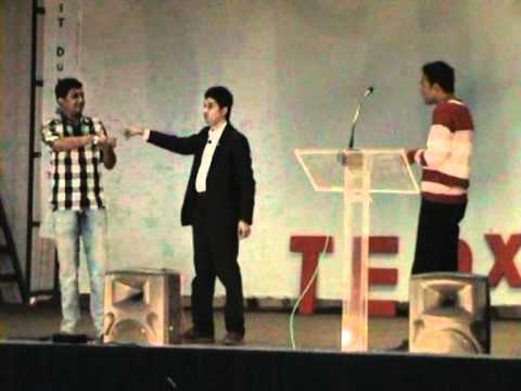 The art & craft of Magic and Mind Reading: Nakul Shenoy at TEDxNITDurgapur