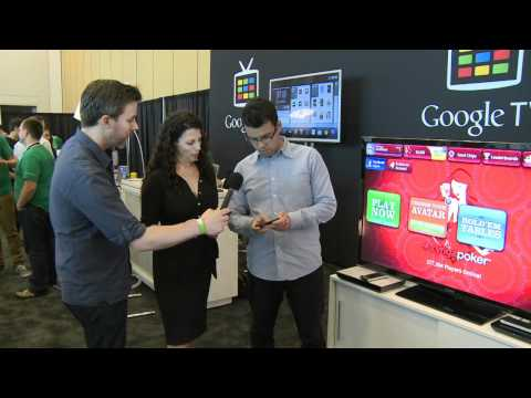 Google I/O 2012 - Google TV Sandbox