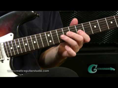 Guitar Lesson: Using Arpeggios in Solos