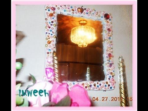 Mirror Frame..Decoration Ideas