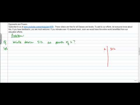410.Class VII - Mathematics Exponents and Powers - Simplyfy complex numbers Problem 1