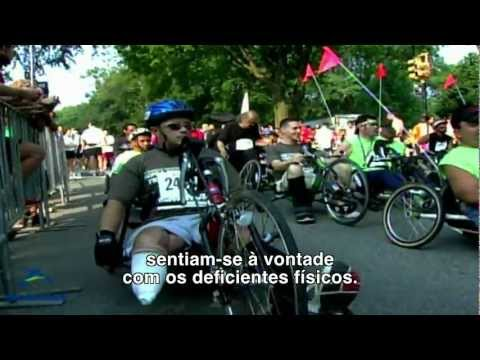 Sports in America, Playing it Forward (Portuguese Subtitles)