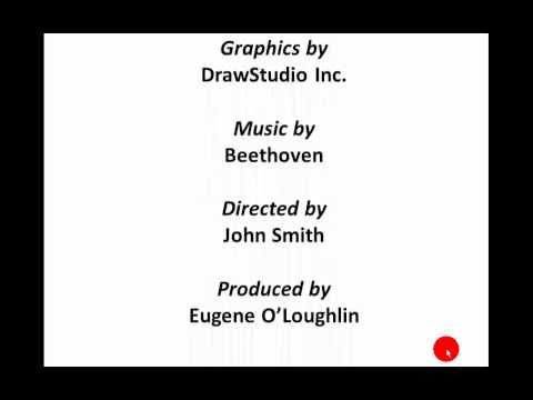 How To...Create Rolling Credits in PowerPoint 2010