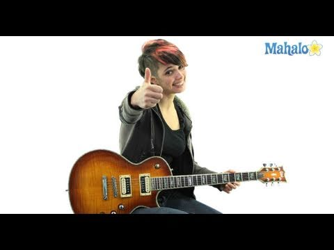 "How to Play ""Moves Like Jagger"" by Maroon 5 Ft. Christina Aguilera on Guitar"