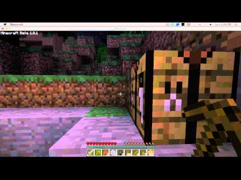 Lets Play: Minecraft Noobs - Episode #001