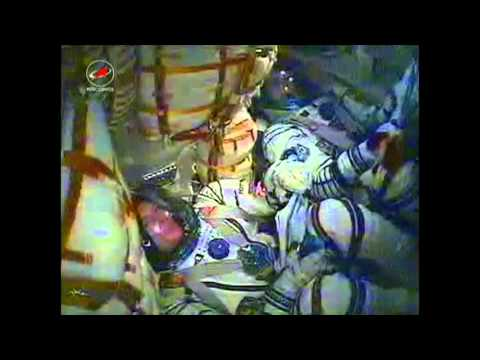 Crew Launches to ISS