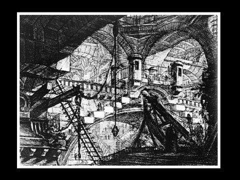 Architectural prison views by genius