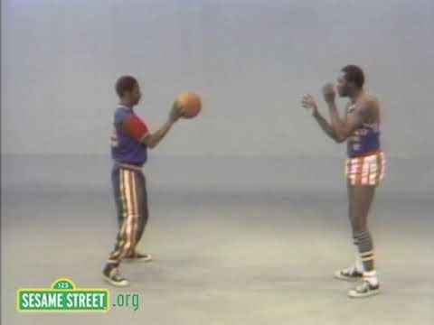Sesame Street: Harlem Globetrotters
