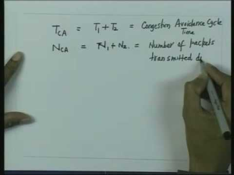 Lecture - 19 TCP Throughput