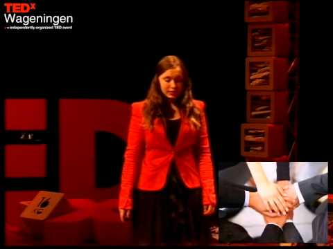 Hands on the Future We Want: Ralien Bekkers at TEDxWageningen
