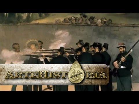 La ejecución del Emperador Maximiliano - The execution of Emperor Maximilian of Mexico