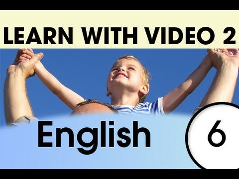 Learn English with Video - Top 20 English Verbs 4