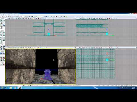 Unreal Development Kit UDK Tutorial - 31 - Clubbin' Statues