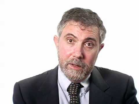Paul Krugman on the American Political System