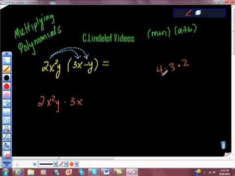 Basic Polynomial Multiplication