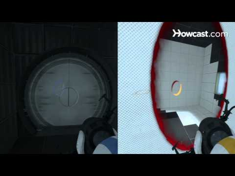 Portal 2 Co-op Walkthrough / Course 1 - Part 1 - Room 01/06