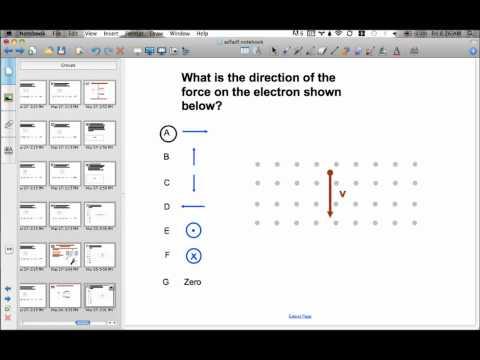 Magnetism Presentation #54