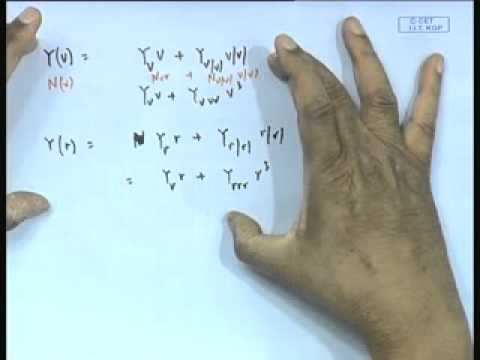 Mod-01 Lec-32 Non-Linear Equations of Motion