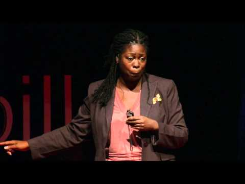 TEDxOilSpill - LaTosha Brown - Cleaning Up the Dirty South