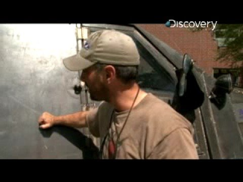 Storm Chasers - Vehicle Tours: TIV2