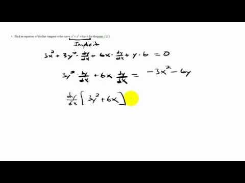 Math 229 Exam 2 #5