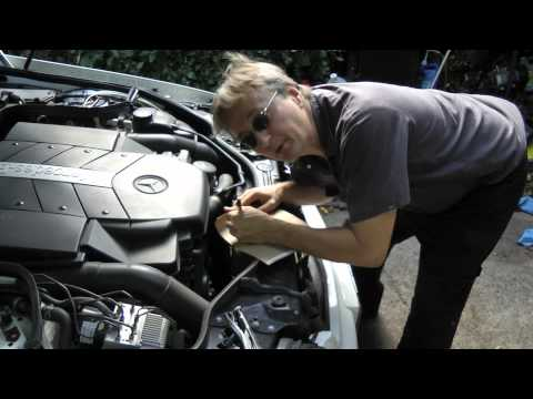 Changing A Serpentine Fan Belt On Your Car