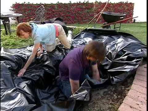 How to Install a Flexible Liner - The Home Depot