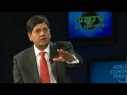 Davos Annual Meeting 2010 - Will India Meet Global Expectations?