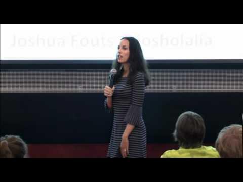 TEDxSJU - Rita J King and Joshua Fouts - Career advice