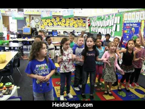 Addition Song - Musical Math