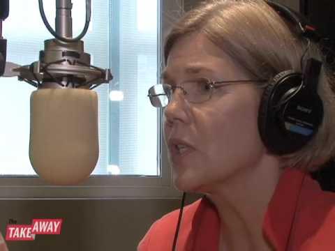 Elizabeth Warren: On the trail of the TARP