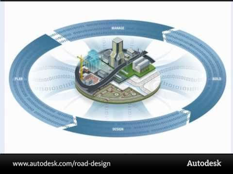 Infrastructure Design with Autodesk Solutions