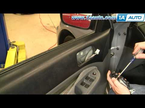 How To Install Replace Inside Door Handle Honda Civic 01-05 1AAuto.com