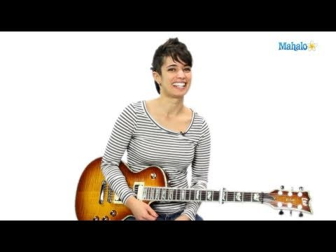 How to Play a C# Chord on Guitar