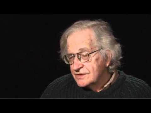 Noam Chomsky - Interview at MIT 'Infinite History Project'