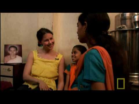 Ashley Judd in India