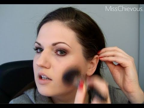 Flawless Foundation Routine using NARS Sheer Glow