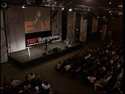 TEDxBuenosAires - Roberto Guareschi - 04/08/10
