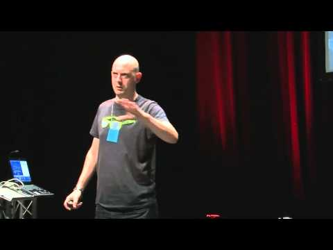 TEDxCardiff - Kevin Chesters - Avoiding single acts of carelessness